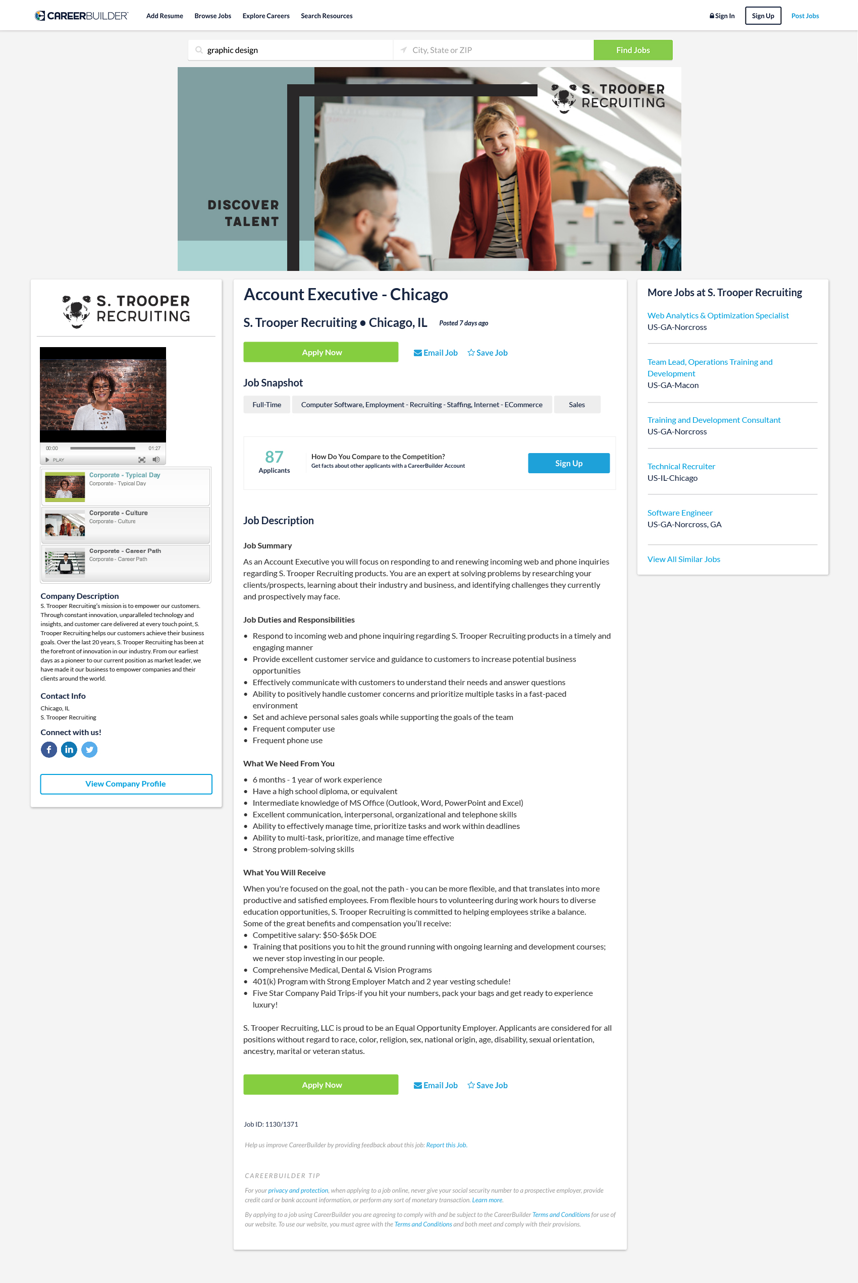 job postings careerbuilder for employers premium job postings