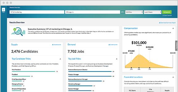 data page screenshot