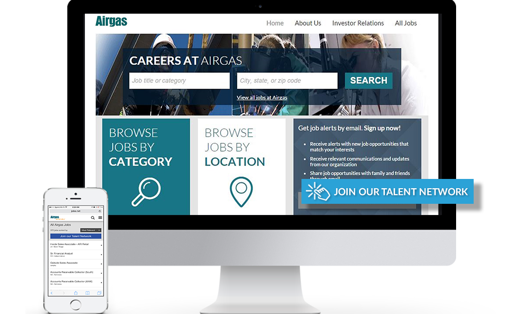 Talent Network Image
