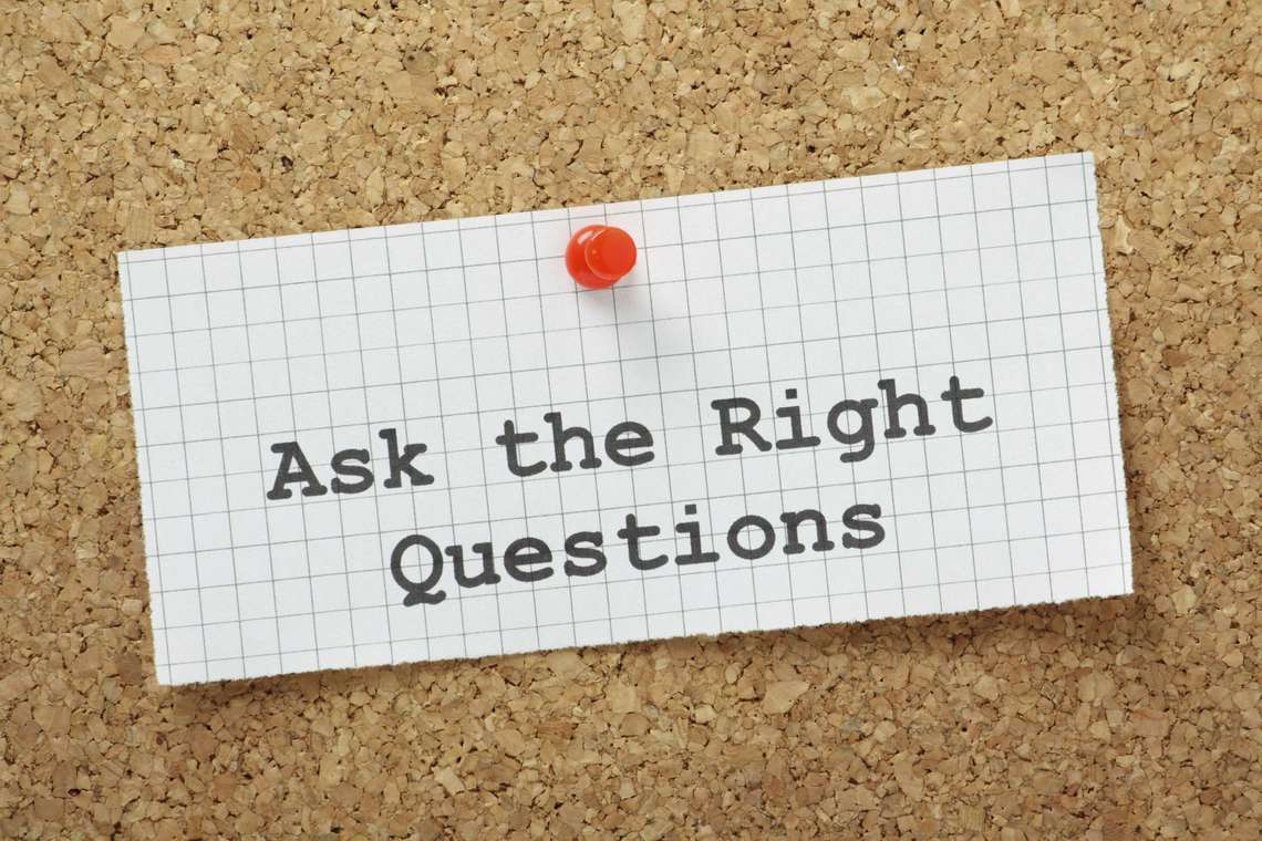do your homework think beyond the typical interview questions ask the right questions