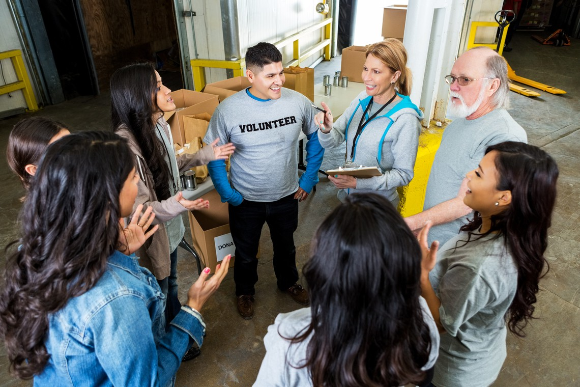 volunteering better and time Workamping: paid positions versus volunteer positions  or you might not be off the same time as your  and provide better work environments than any volunteer.