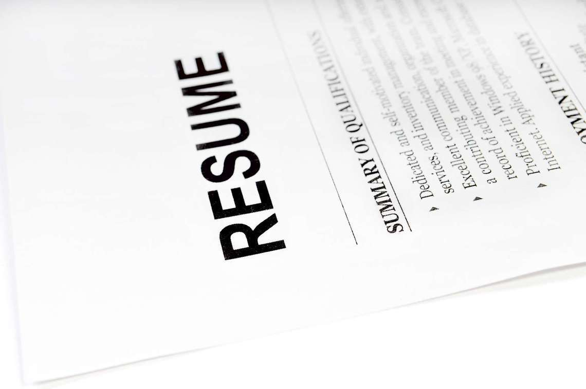 What You Leave Out Of Your Resume Is Almost As Important As What You Put In.