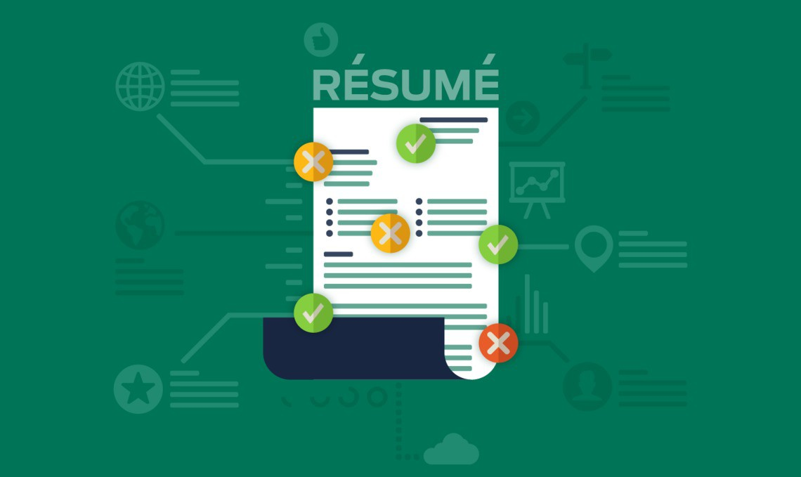 How far back should you go on a resume CareerBuilder
