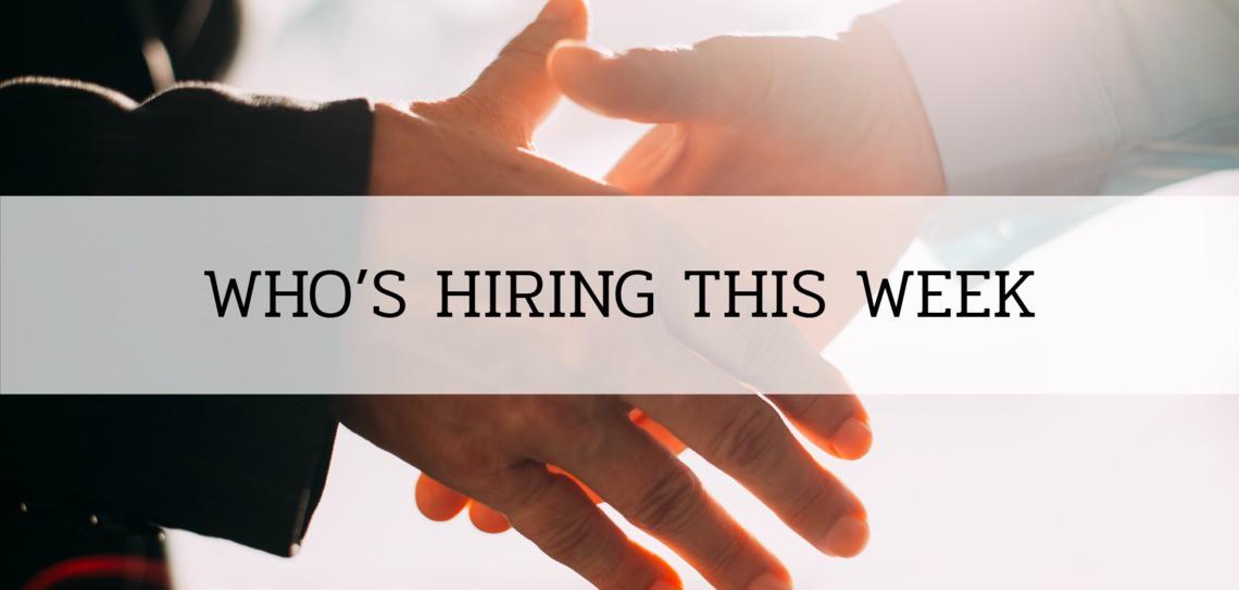 Weekly companies hiring