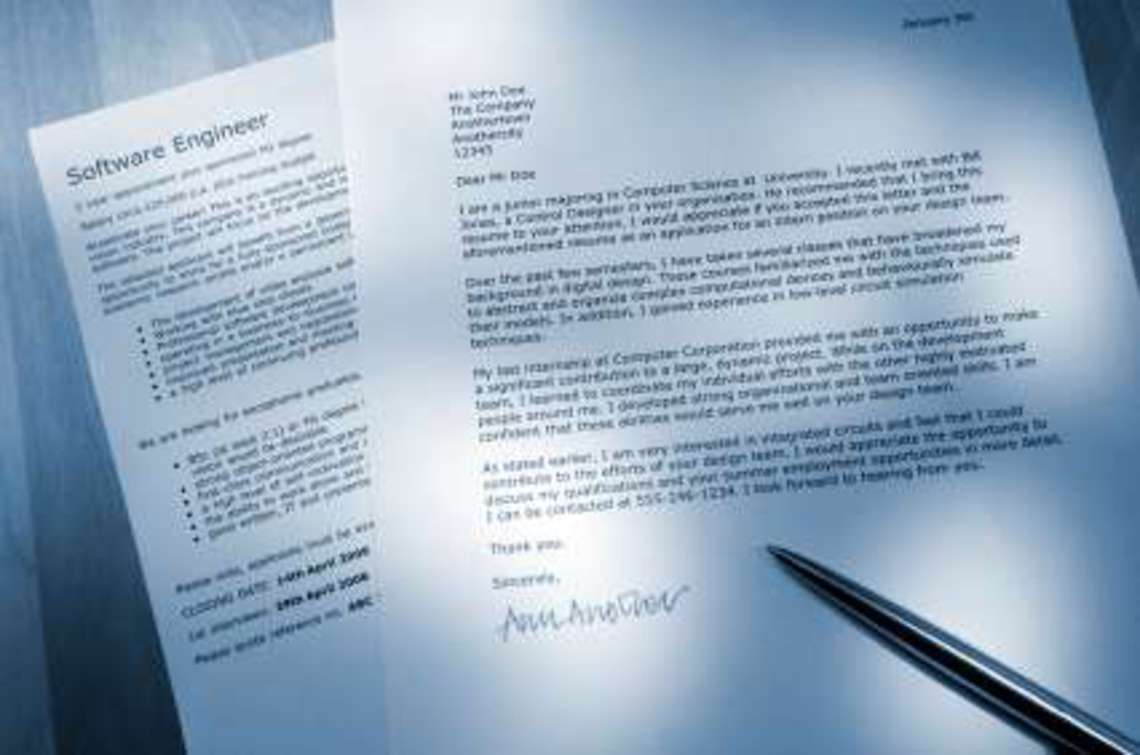 Don't give away your entire story in the cover letter | CareerBuilder