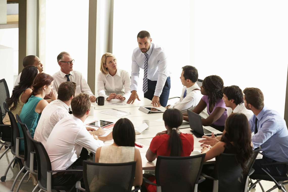running meetings People spend so much time in meetings that turning meeting time into sustainable results is a priority for successful organizations actions that make meetings successful require management by the meeting leader before, during, and after the meeting.