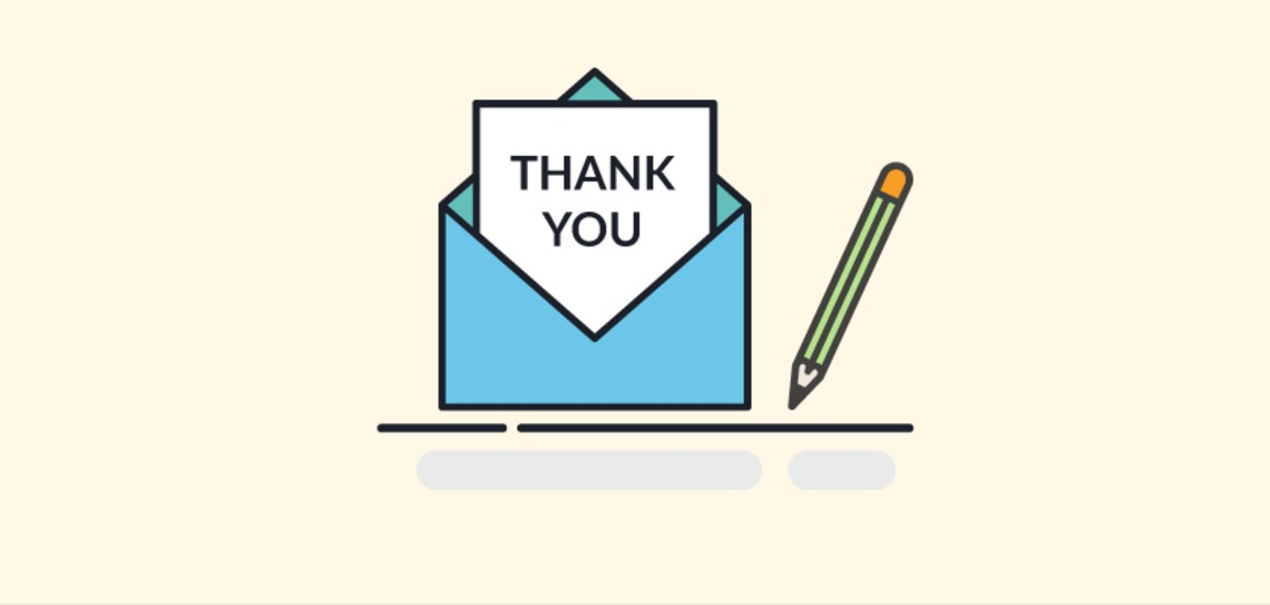 thank you notes for interview