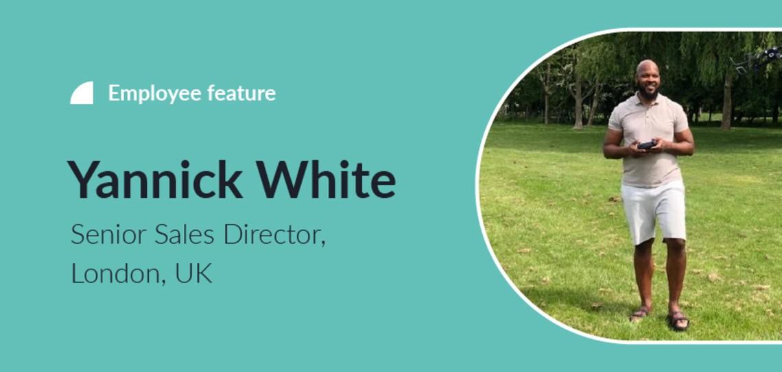 Yannick White Employee Feature