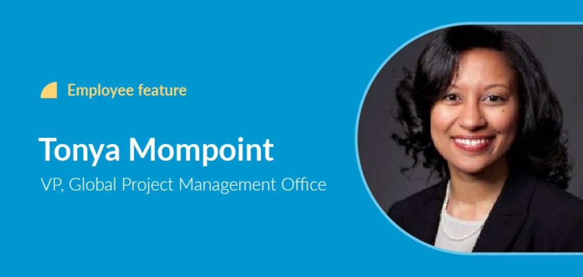 Employee feature Tonya Mompoint