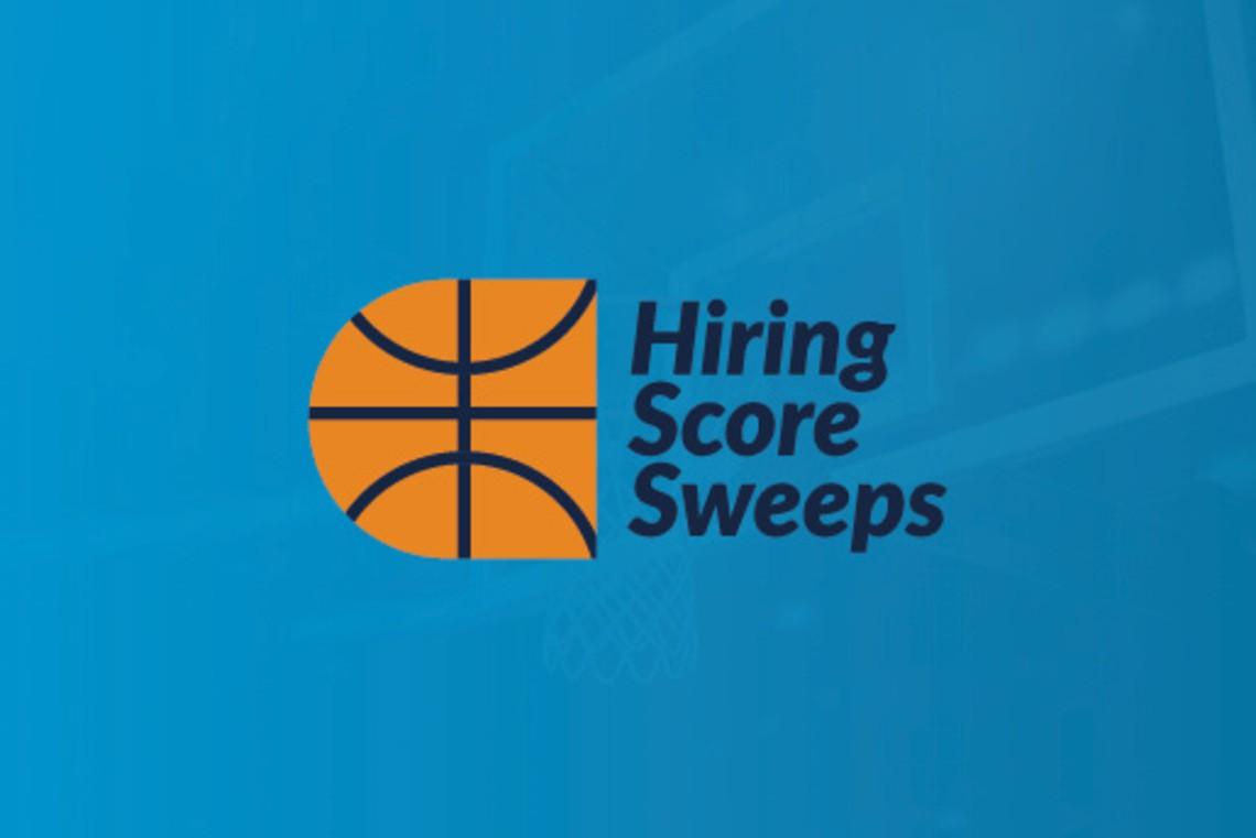 Hiring Score Sweepstakes