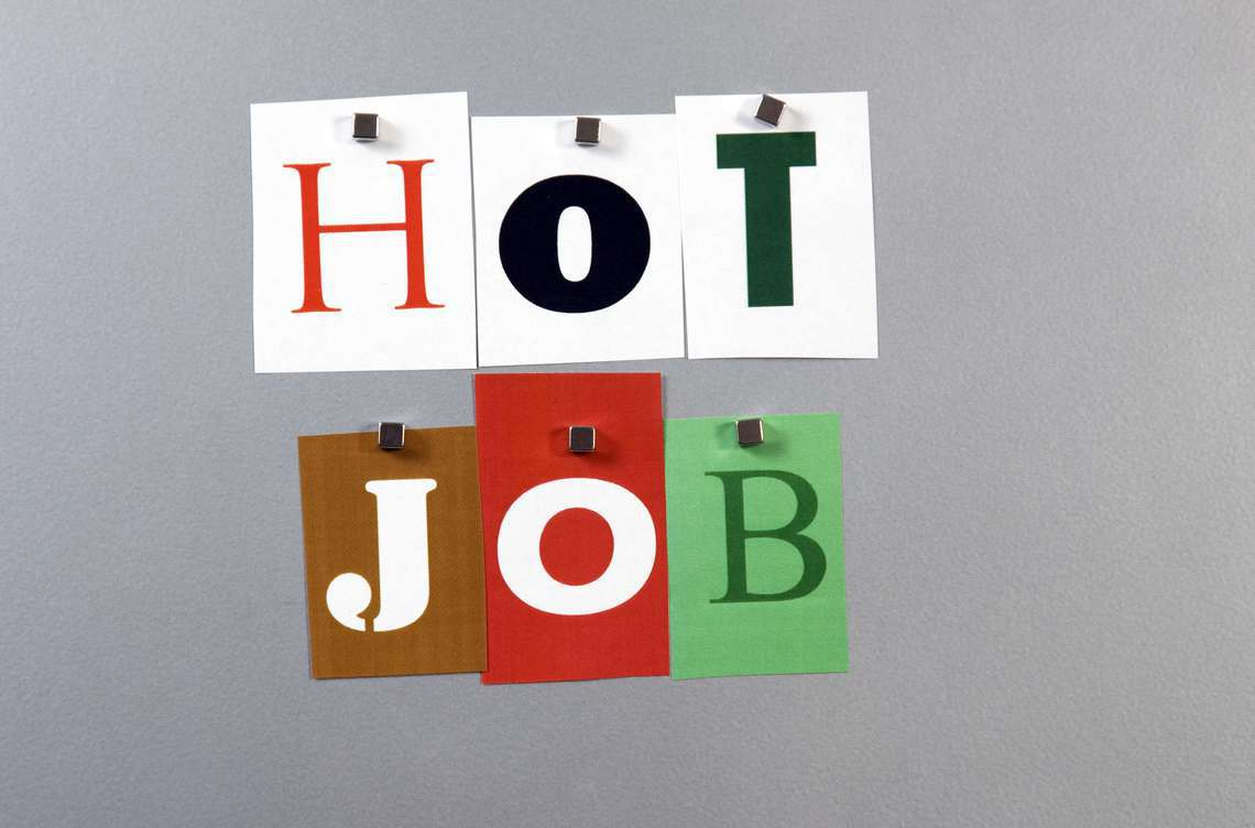Hot jobs for 2015