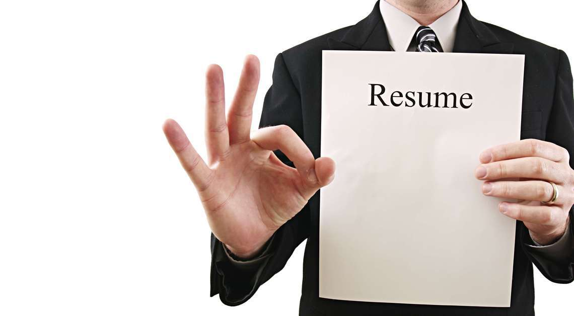A OK Resume  Career Builder Resumes