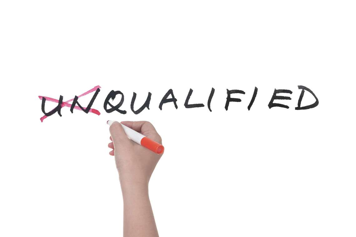 Qualified  Job Qualifications