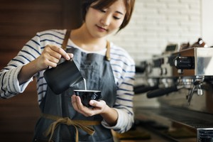 http://www.careerbuilder.com/advice/looking-to-barista-consider-getting-certified-in-food-safety