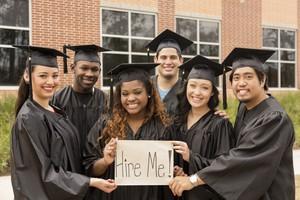 college grad forecast