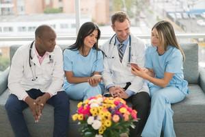 Nurses stress