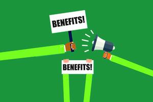Employee perks vs higher salary