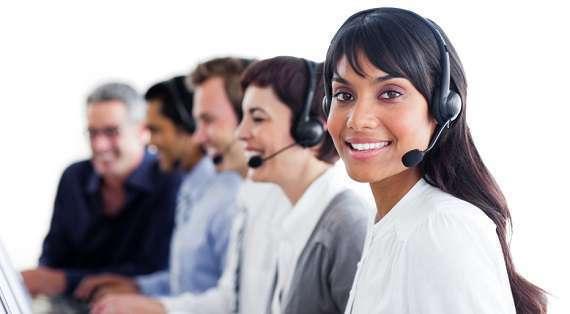 Customer service representatives