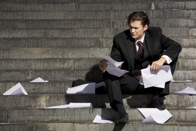 job search struggles
