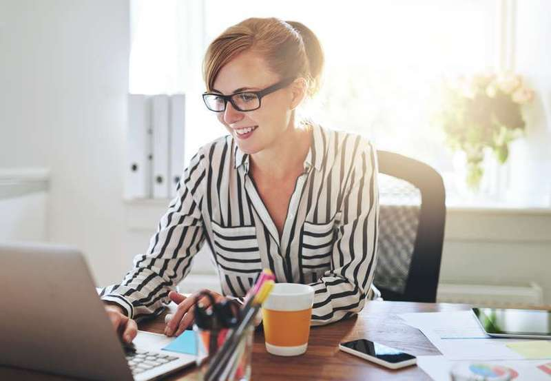 Accomplish more when you work from home