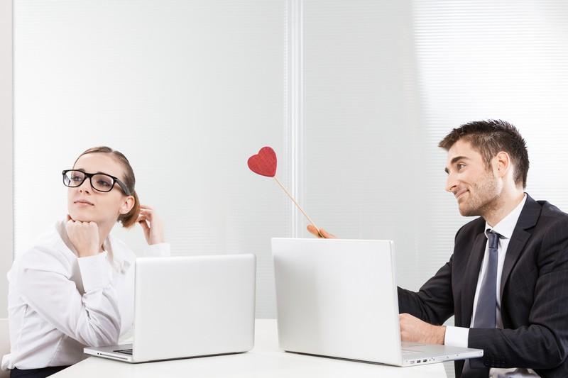 Office romance 2017