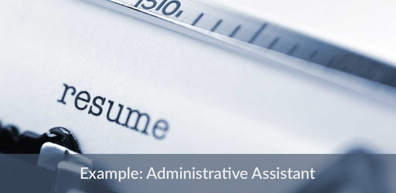 resume example for mid level administrative assistant careerbuilder - Career Builders Resume