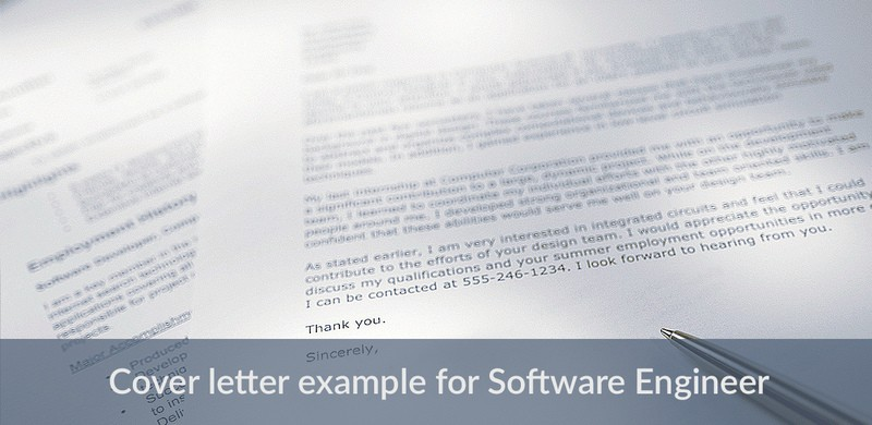 Sample Cover Letter For Software Engineers. CareerBuilder ...  Careerbuilder Create Resume
