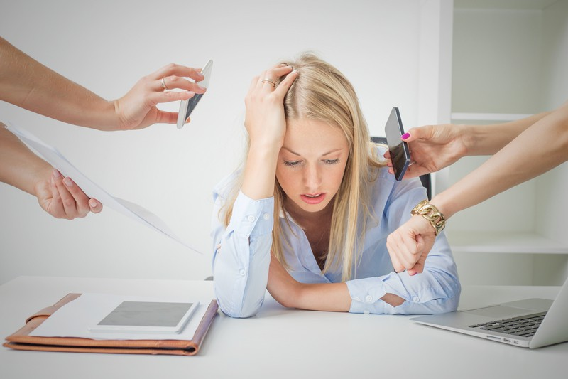 Workplace stress and vacations
