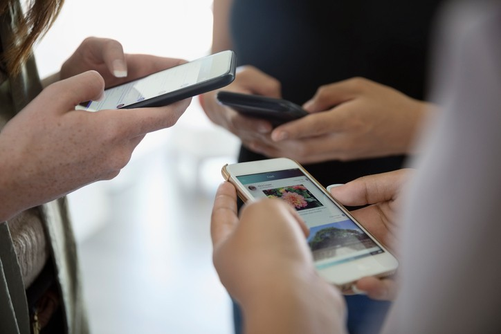 Social media survey