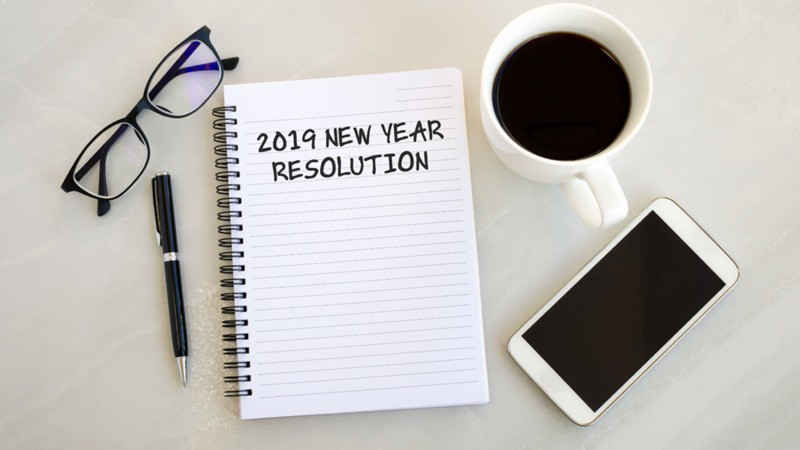 Job Search Resolutions 2019