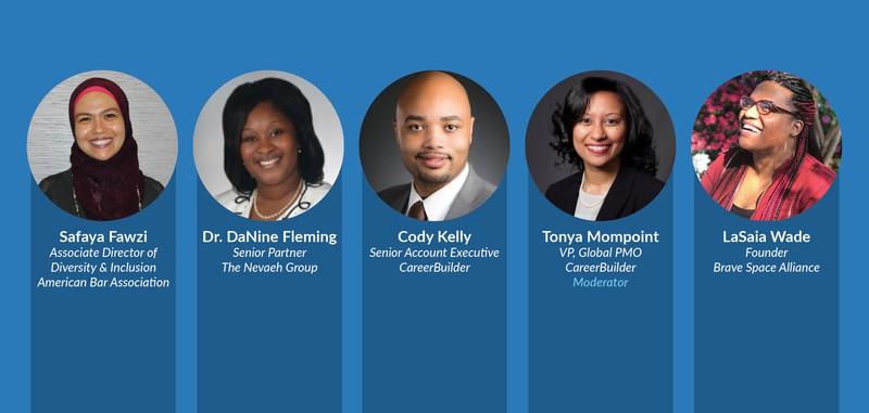 July 2020 CareerBuilder diversity panel