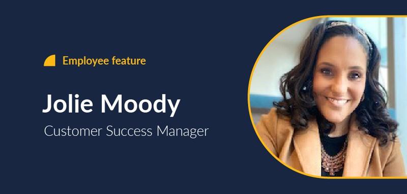 CareerBuilder employee feature Jolie Moody