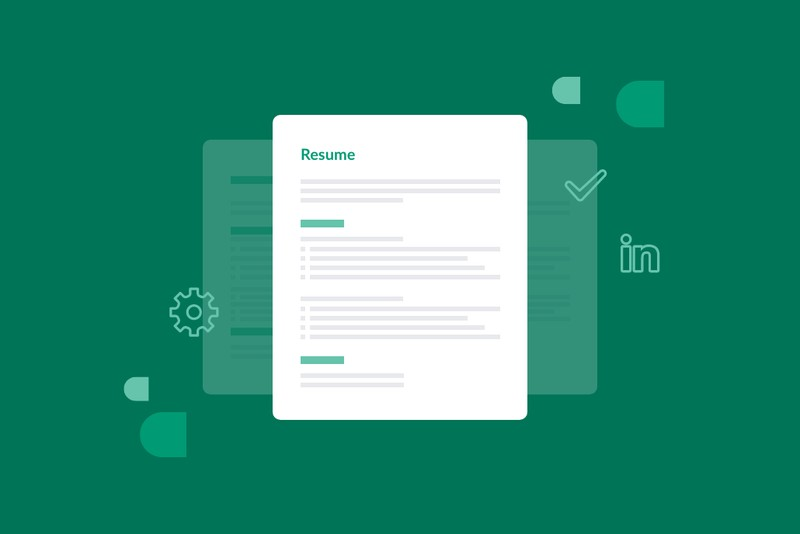 How to build a resume in 10 steps