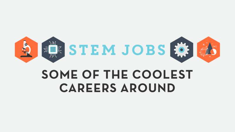 Coolest STEM Jobs header