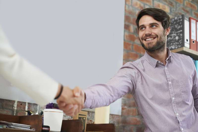 Man accepts new promotion