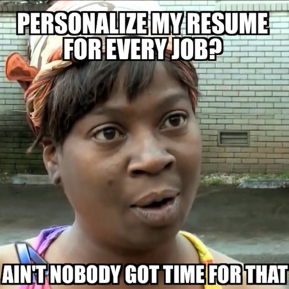 7 job search memes that are just too real