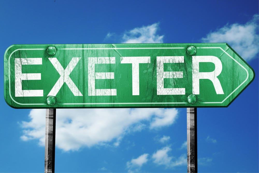 Job opportunities in Exeter