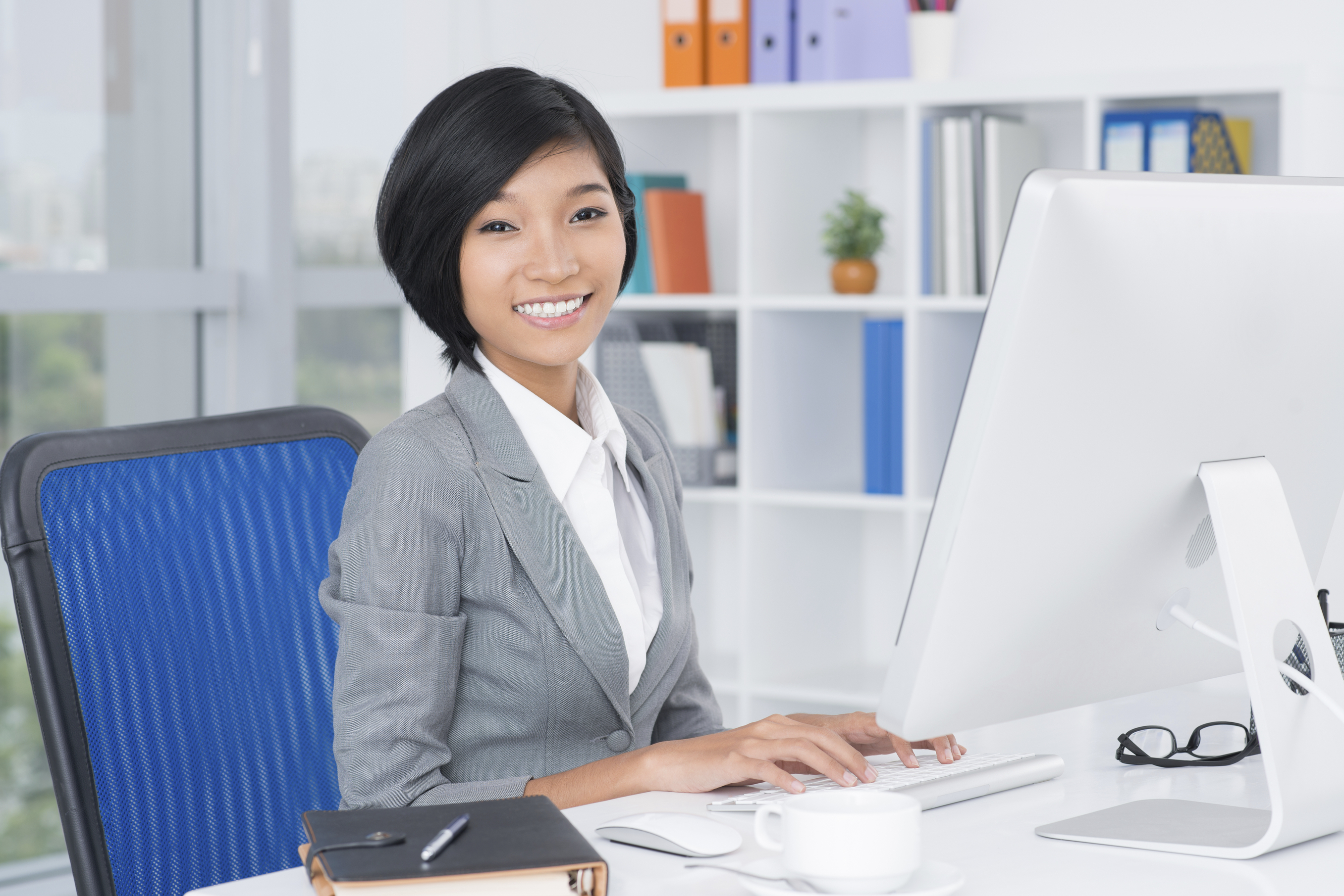 qualifications for office assistant