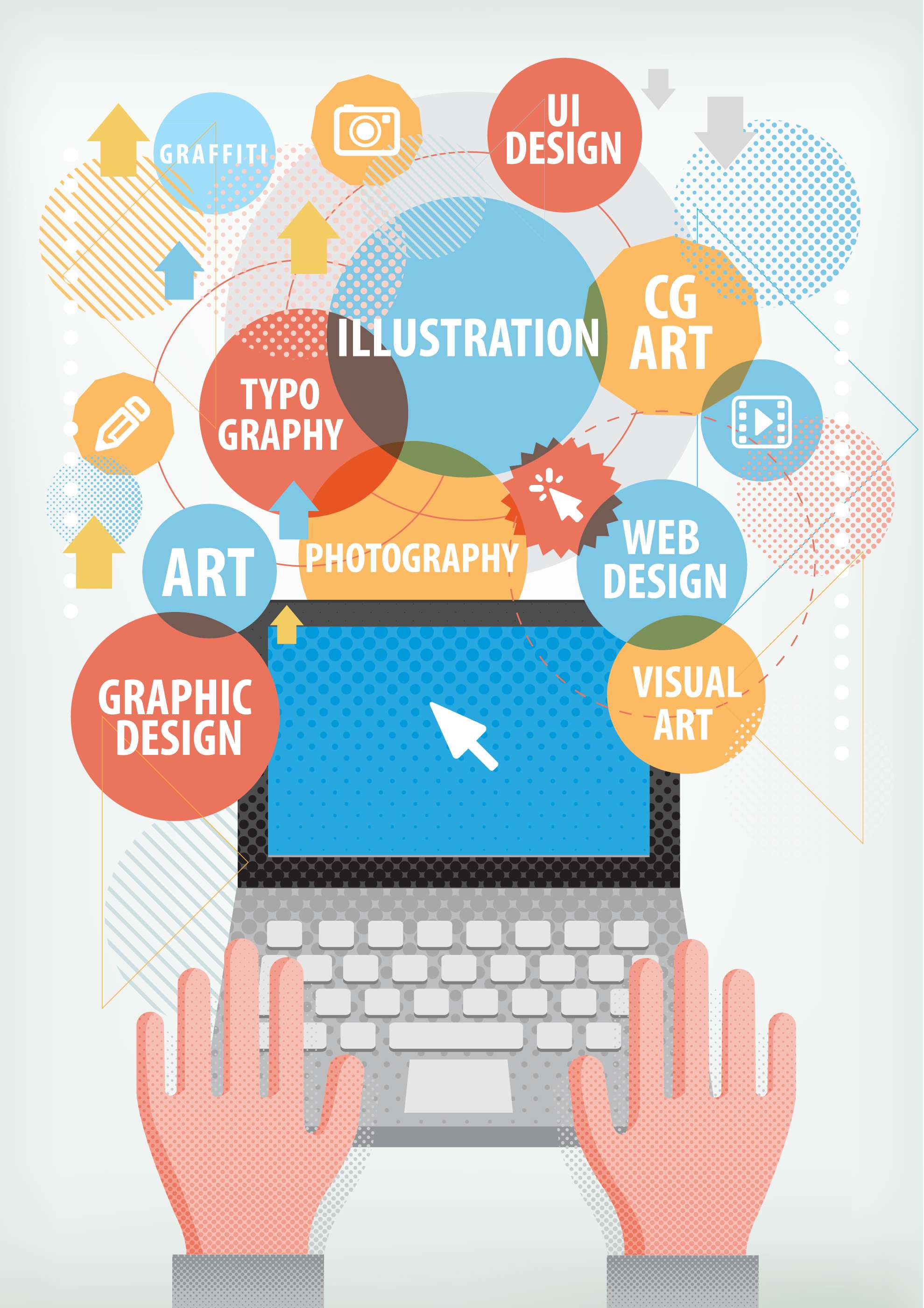 Awe Inspiring Unleash Your Creativity As A Graphic Designer Careerbuilder Download Free Architecture Designs Scobabritishbridgeorg