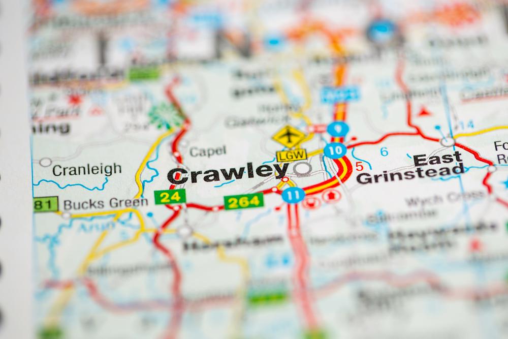 Job opportunities in Crawley