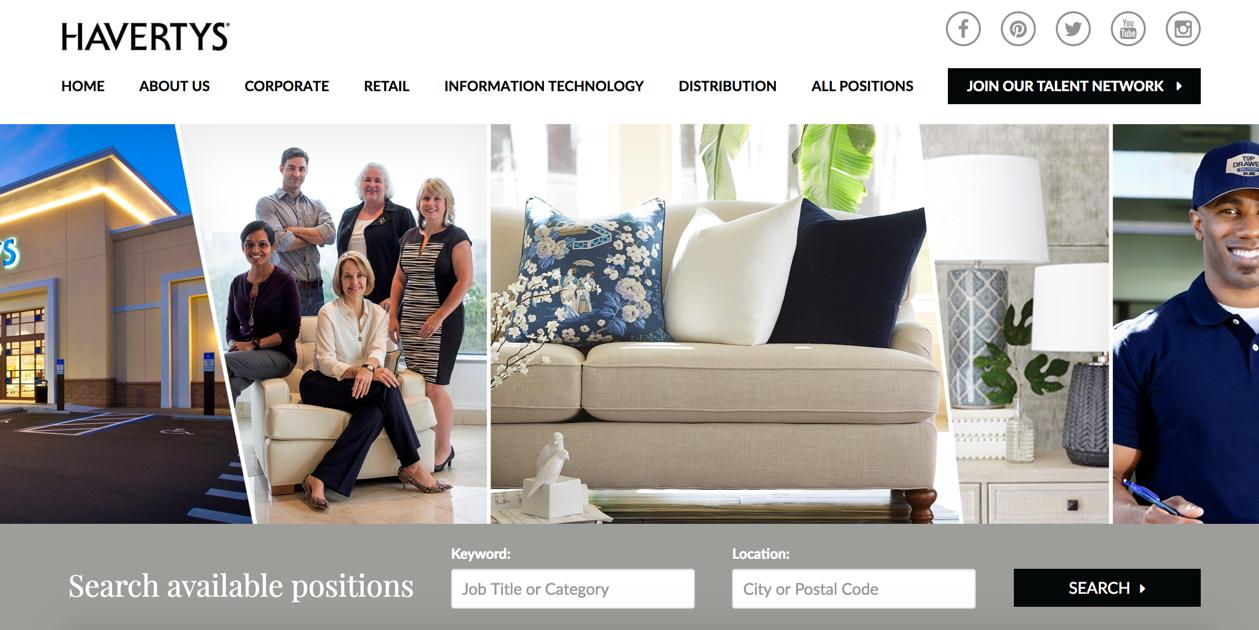 Custom Design Career Site | CareerBuilder for Employers
