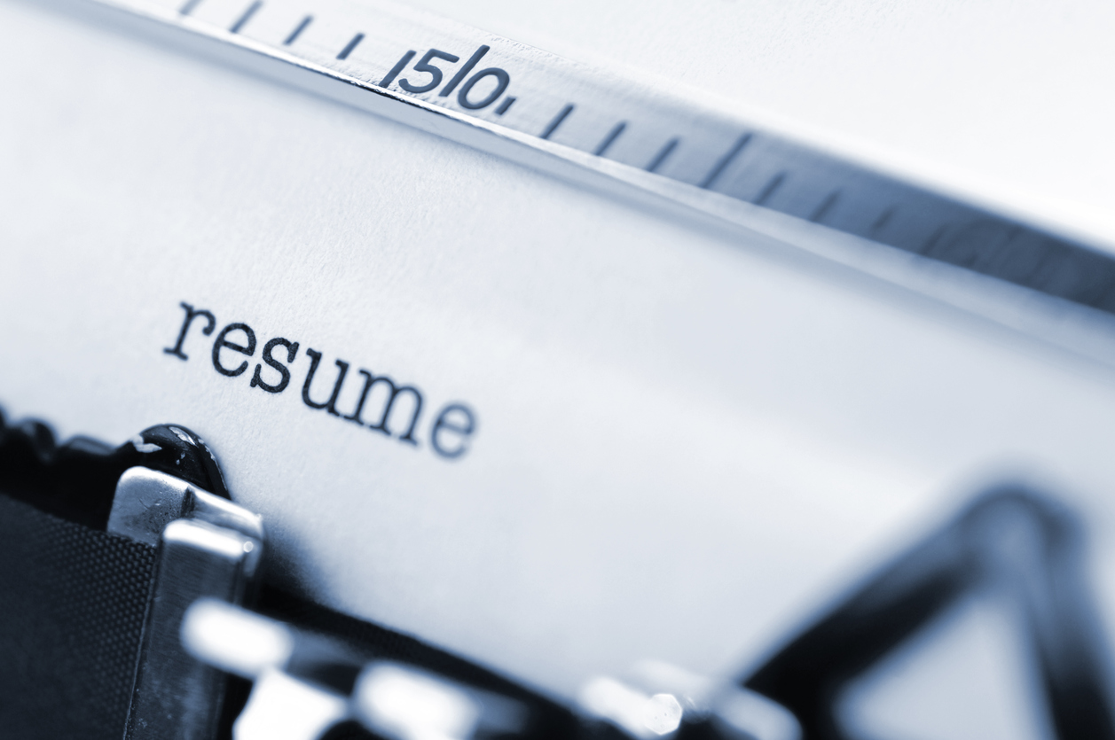 4 tips for the perfect resume