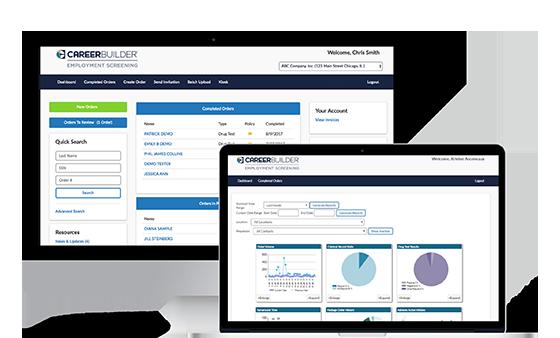 CareerBuilder Employment Screening WebACE