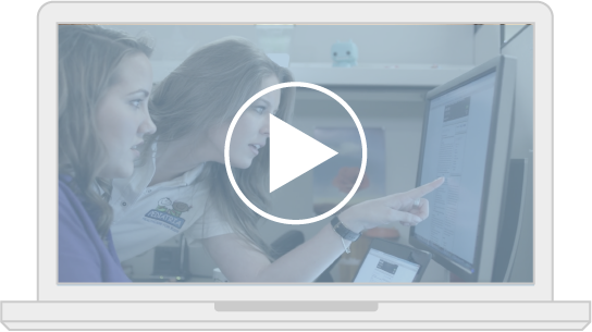 Applicant Tracking video with ROI data - Click to Play