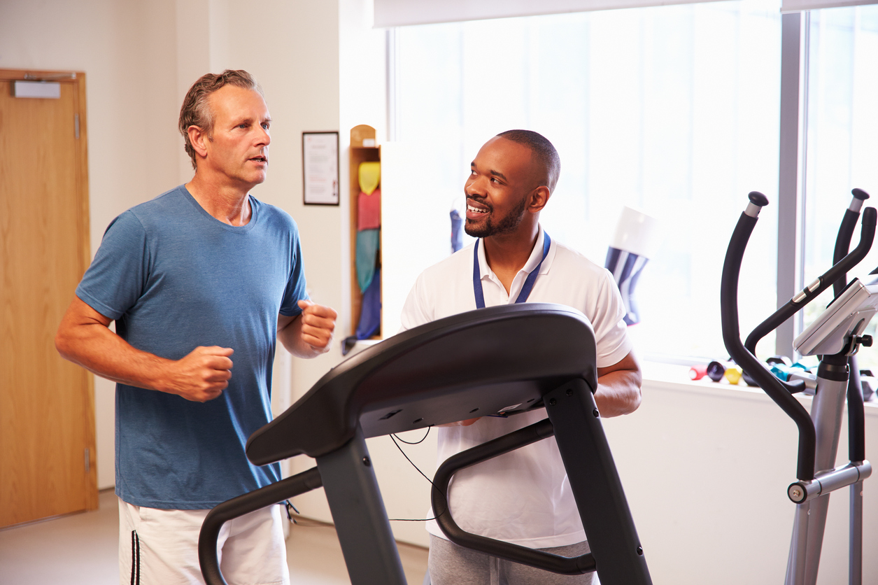 Make a positive difference in the lives of your patients as a physical therapist.