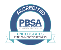 Background Screening Credentialing Councel, napbs accredited