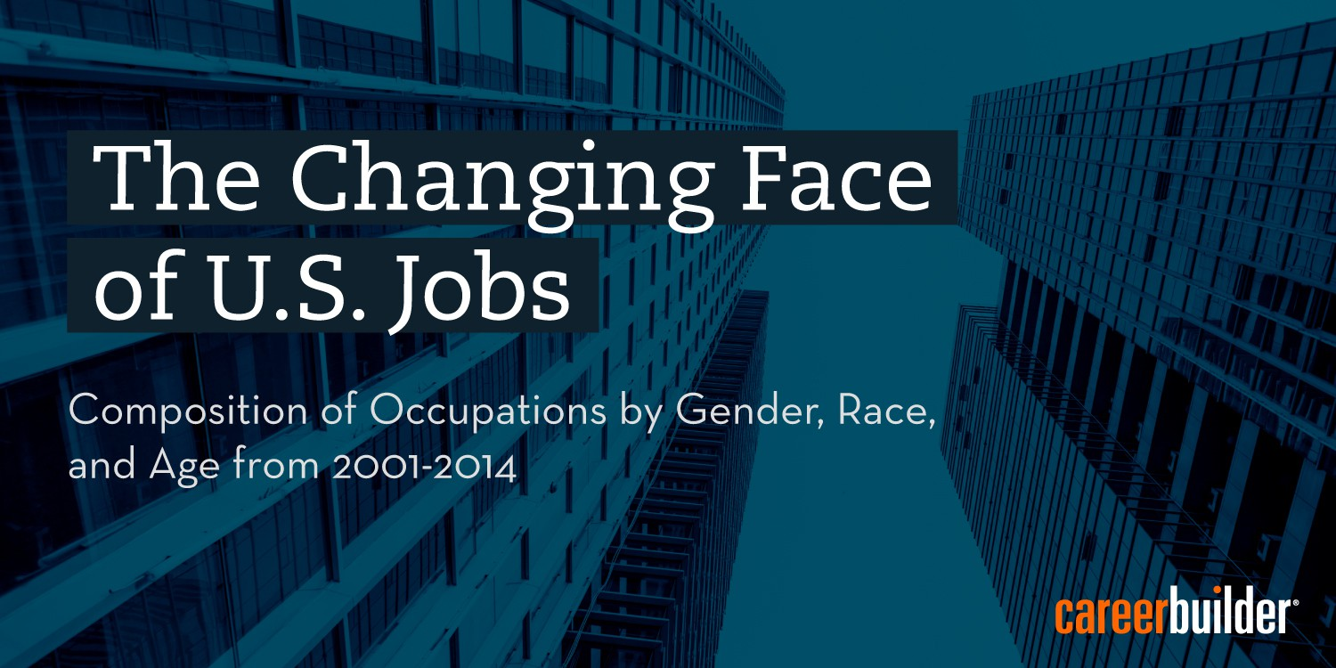 changing demographics in the u.s. workforce essay The latest statistics on how long people are living and working certainly reflect  this  and retirement age changes) remain the most common motivator  give  us an example [of a company with exemplary ageing workforce.